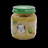 Gerber пюре яблоко, абрикос и банан детское 130 г