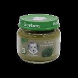 Gerber пюре брокколи для детей с 4 месяцев 80 г
