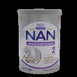 Nestle Смесь Nan 2 Гипоаллергенный для детей с 6 месяцев 400 г