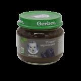 Gerber пюре чернослив для детей с 4 месяцев 80 г
