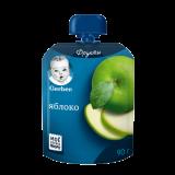 Gerber пюре яблоко для детей с 4 месяцев 90 г