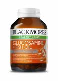 Blackmores при заболевание суставов (Глюкозамин+рыбий жир) №90