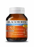 Blackmores Cal-D кальций с витаминам D3 (Суставы + кости) №60
