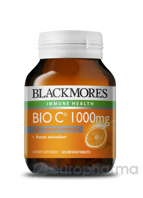 Blackmores био С (Витамин-С) (Противовирусное) №62