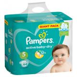 Pampers подгузники детские Active baby GP (№5) 64
