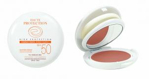 Avene пудра солнцезащитная Beige SPF 50 50 гр
