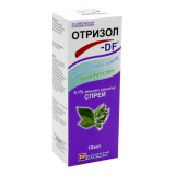 Отризол-ДF 0,1% 10 мл спрей назальный (ментол и эвкалипт)