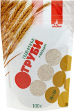 Отруби пшеничные с кальцием молотые, 100 гр, уп.