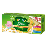 Heinz печенье 6 злаков детское для детей с 6 месяцев 160 г