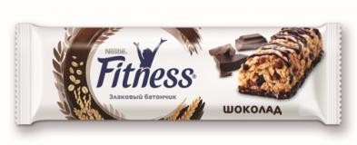 Nestle батончик Fitness шоколад злаковый 23,5 г