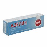 Азелик 15% 15 г гель для наружного применения