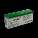 Мукалтин 50 мг № 30 табл.