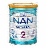 Нестле детское питание Nan 2 Optipro LWB1 6 (400g + 400g)
