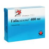 Габагамма 400 мг, №20, капс.