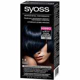 """Syoss BL краска для волос """"1-4 Иссиня-черный"""""""