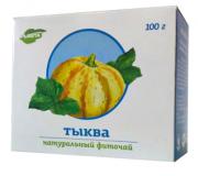 Тыквы семена 100 гр, фито чай