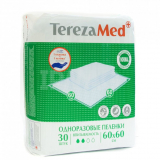 TerezaMed пеленки Normal одноразовые для взрослых и детей 60х60 № 30 шт