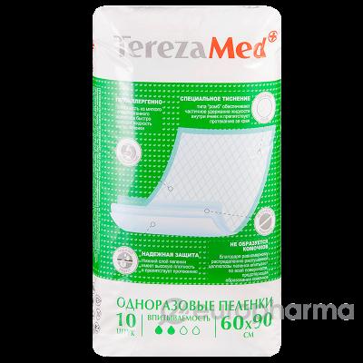 TerezaMed пеленки одноразовые Normal 60х90 №10
