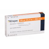 Юперио 100 мг №28,табл