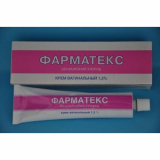 Фарматекс 1,2%, 72 гр, крем