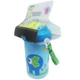 Бутылочка спортивная для кормления с соломкой Planta (10012)