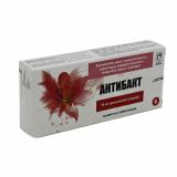 Антибакт 10 мг № 6 вагин. табл.