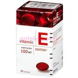 Витамин Е(а-токоферола ацетат)  №30 капс