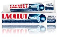Лакалут зубная паста Флора 75 мл