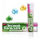 """Лесной бальзам зубная паста """"Для чувствительных зубов"""" 75 мл"""