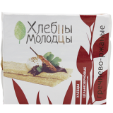 Хлебцы Молодцы греч/ржан 110 гр