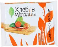 Хлебцы Молодцы пшенично-ржаные 100 гр