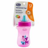 Chicco поильник Adnanced Cup 12 м+для девочек 1шт