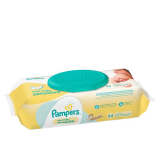 Pampers салфетки №54