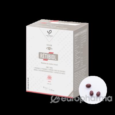 Ретибиол (для здоровья глаз) №30, капс.