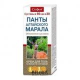 Софья (панты марала) 75 гр, крем, для тела