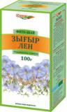 Фито чай Лен (семена) 100г(Зерде)
