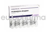 Повидон йодин 200 мг №14,вагин.супп