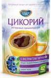 Большая чашка цикорий с экстрактом черники 85 г ZIP-пак