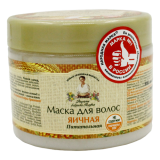 Рецепты бабушки Агафьи маска яичная для волос 300 мл