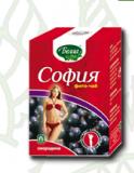 София смородина 2 гр., №30 фито чай для похудения, Белла
