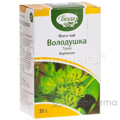Володушка трава 30 гр., фито чай, Белла