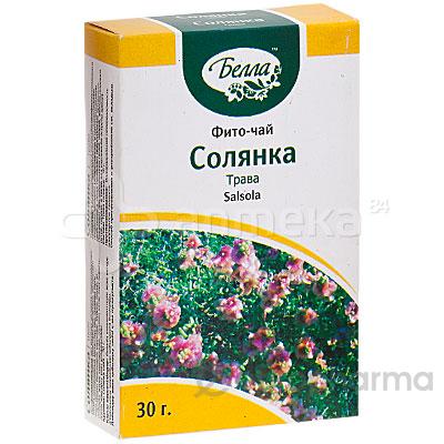 Солянка 30 гр., фито чай, Белла