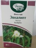 Эвкалипт листья 40 гр., фито чай, Белла