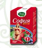 София лес.ягоды 2 гр., №30 фито чай для похудения, Белла