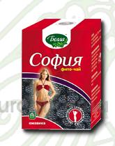 София ежевика 2 гр., №30 фито чай для похудения, Белла