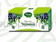 Черники побеги 1.5 гр, №20 фито-чай