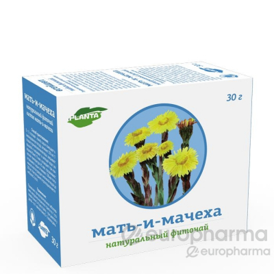 Мать и мачеха 0,5 г №20, фито чай, Planta Natura