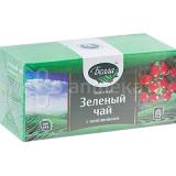 Зеленый с шиповником 2 гр, №20, фито чай, Белла