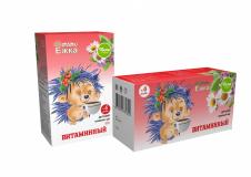 Детский витаминный 2 гр, №30, фито чай