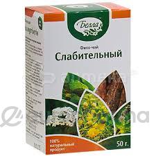 Слабительный сбор 50 гр, фито чай